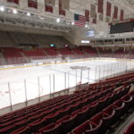 Boston College Ice arena ice3