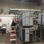 Ice Rink CO2 system