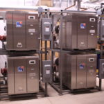 refrigeration systems for ice rinks