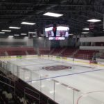 Colgate University Ice arena ice3
